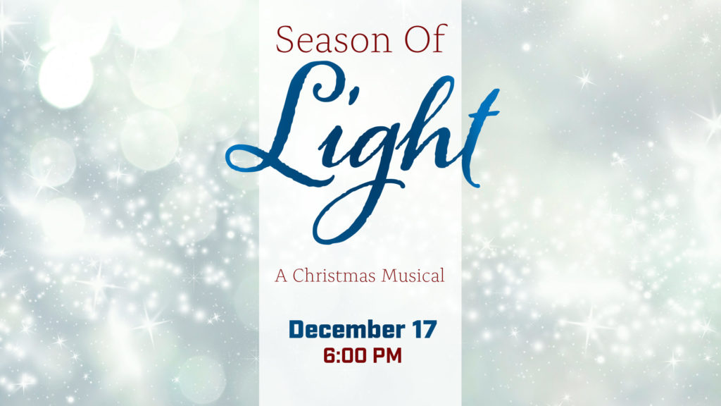 2017 Christmas Concert - Redding, CT - Season Of Light